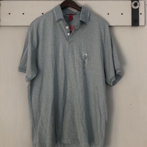 NWT. Alfani Polo Shirt, XL